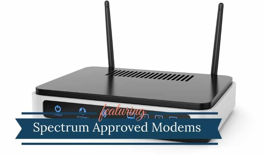Spectrum Approved Modems (2019) | Compatible Modems & Routers