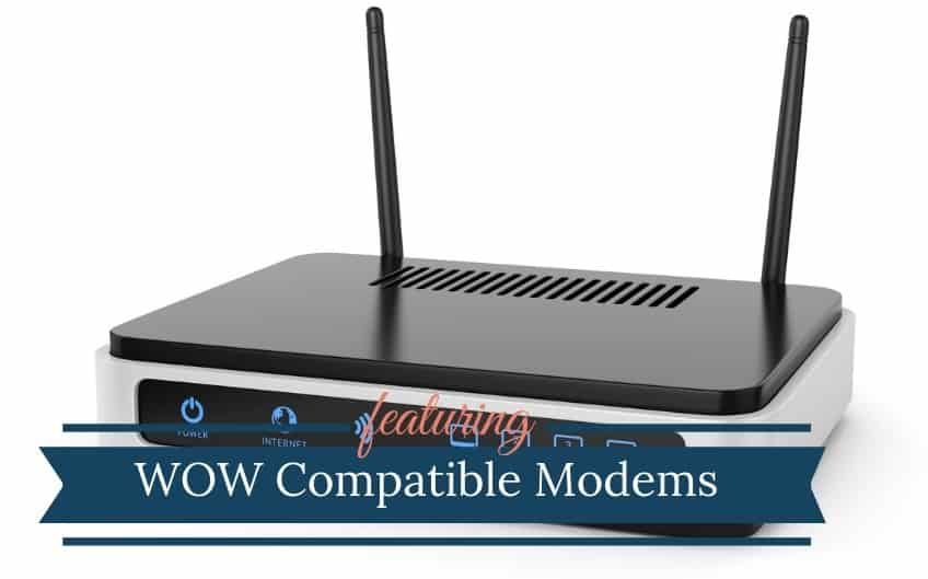 WOW Compatible Modems (2019) | Best Modem For WOW Internet