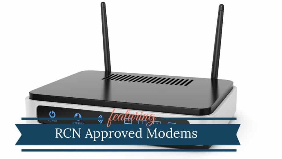 RCN Approved Modems 2019